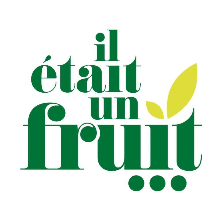 Il etait un fruit - logo Clients de l'agence Salesfactory