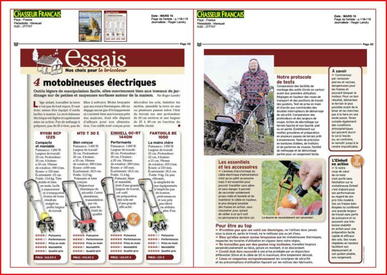 Exemple de retombées presse - Relations média avec agence Salesfactory